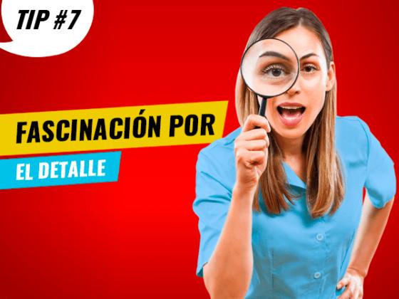 Tip 7 para ser un excelente estudiante de odontología - Fascinación por el detalle